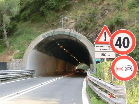 Campursone 1 Tunnel northern portal