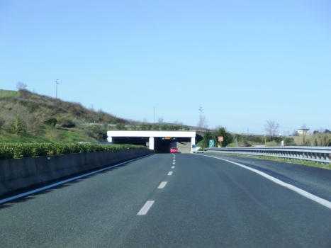 Tunnel Orciano