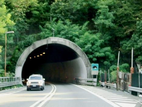 San Pantaleo Tunnel northern portal