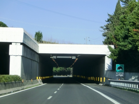Tunnel Torretta