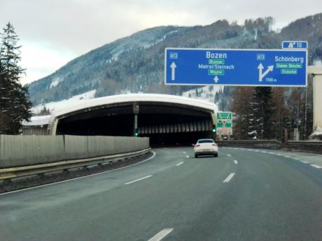 Schönberg Tunnel northern portal