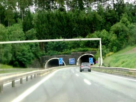Sonnenburgerhof Tunnel northern portals