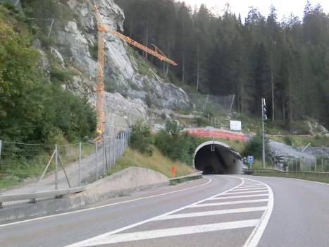 Bärenburgtunnel