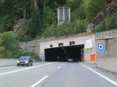 Tunnel de Crapteig