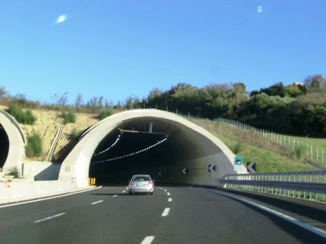 Tunnel Montedomini