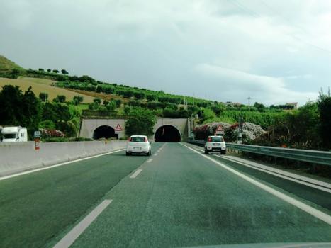Monterenzo Tunnel northern portals