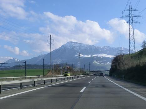 A 14 Motorway (Switzerland)