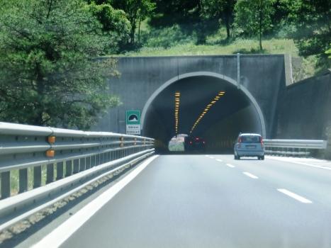 Tunnel Albiano