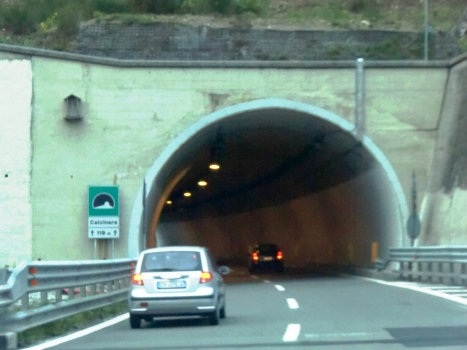 Tunnel Calcinara