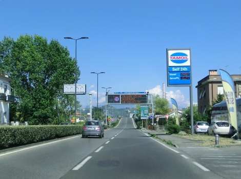 Autobahn A 15 (Italien)