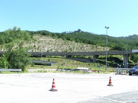Talbrücke Rio Erbettola