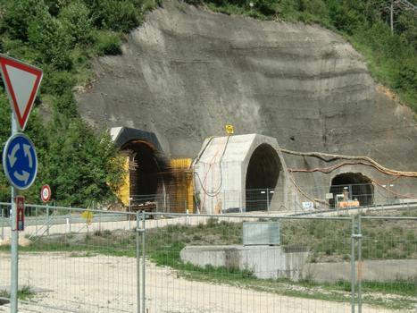 Tunnel de Choindez
