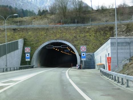 Tunnel de Moutier