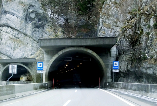 Tunnel Sous les Roches