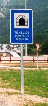 Somport-Tunnel