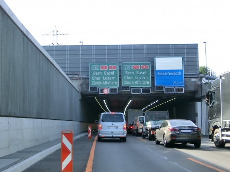 Tunnel de Stelzen