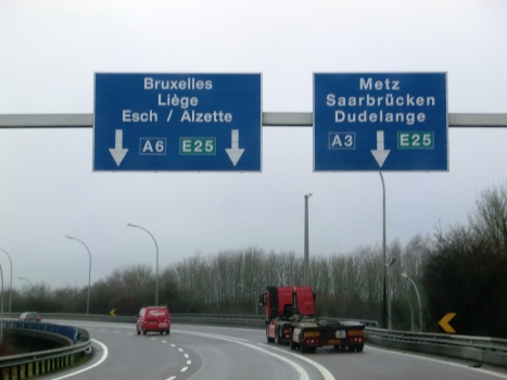 Autoroute A 1 (Luxembourg)