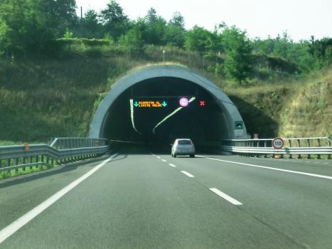 Grizzana Tunnel northern portal