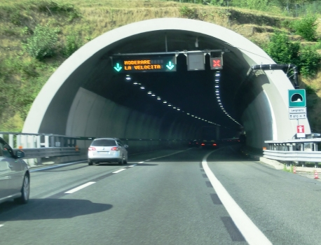 Tunnel Largnano