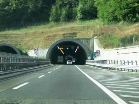 Poggio Civitella Tunnel northern portal