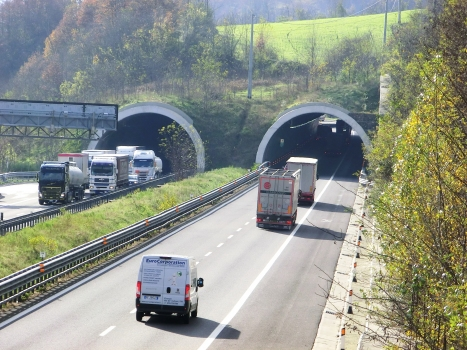 Tunnel Rioveggio 1