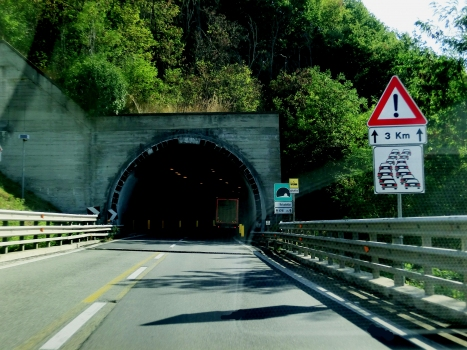 Tunnel de Balzatelle