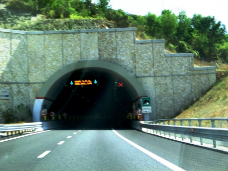 Campotenese (1) Tunnel northern portal
