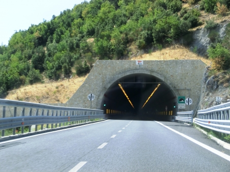 Tunnel de Cillarese