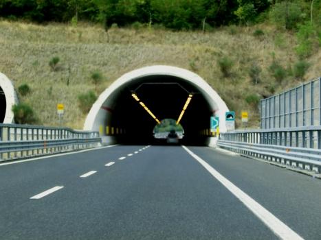 Tunnel de Scargilelle