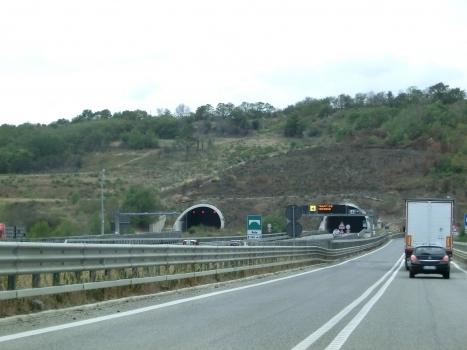 Tunnel de Serrone Tondo
