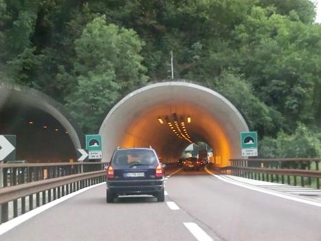 Tunnel de Rosa-Kofler