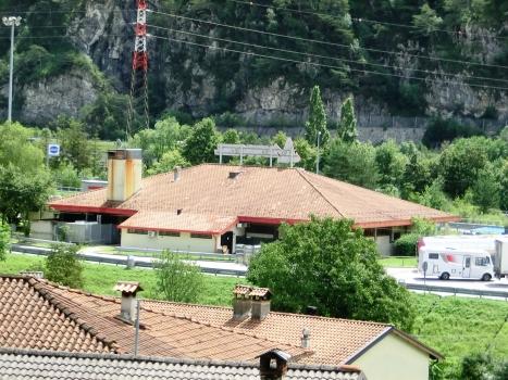 Campiolo Service Areas on A 23 Motorway