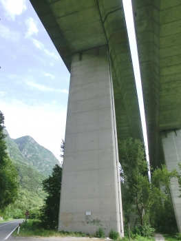 Viadotto Somplago