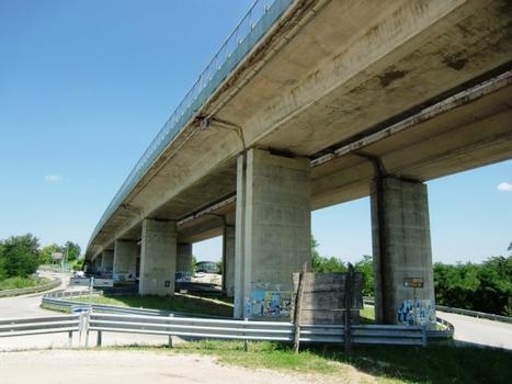 Viaduc de Cretara