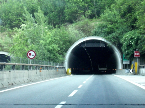 Tunnel de Mottarone II