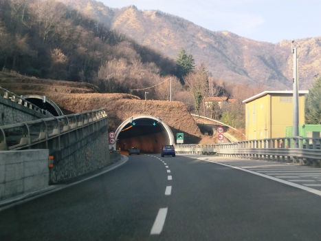 Mottarone II-Tunnel