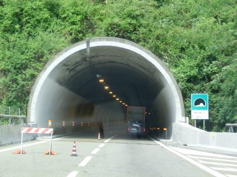 Tunnel Stresa 1