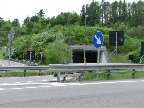 Tunnel de Cadola 2