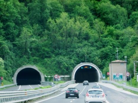 Tunnel Monte-Baldo