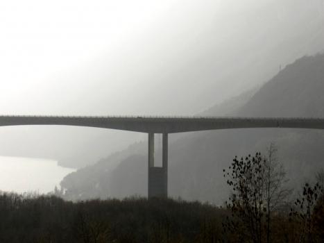 Fadalto Ovest Viaduct