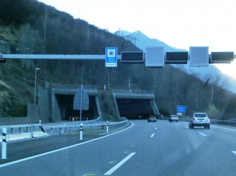 Monte Ceneri-Tunnel