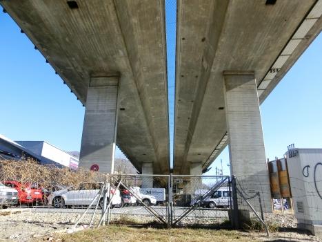 Autobahnviadukt Bisio
