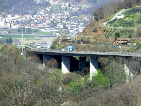 Hangbrücke Costa Revoira