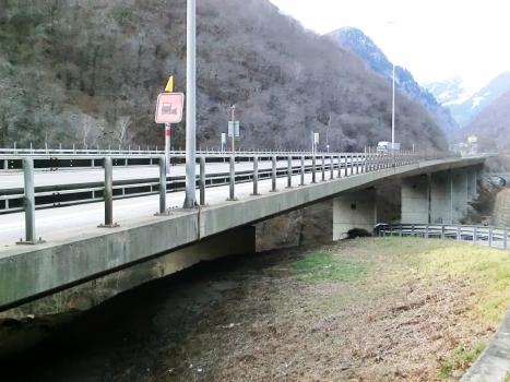 Autobahnviadukt Ruina