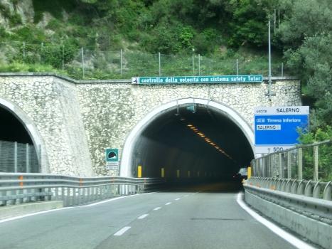 Castello Tunnel western portal