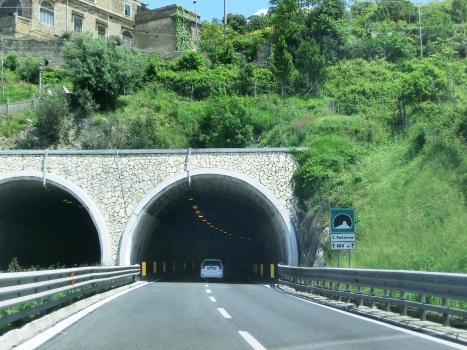 San Pantaleone Tunnel western portals