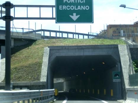 Svincolo Portici-Ercolano Tunnel northern portal