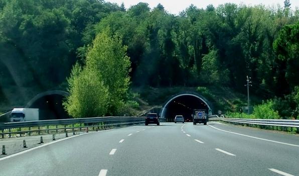 Tunnel d'Oscato