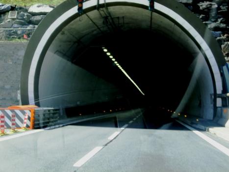 Ramat Tunnel eastern portal