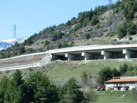 Hangbrücke Blanc